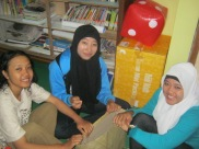 Wilda, Tantri, and Wiwik.